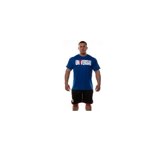 Tricou Universal albastru