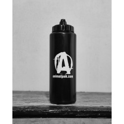 Sticla de apa cu logo Animal